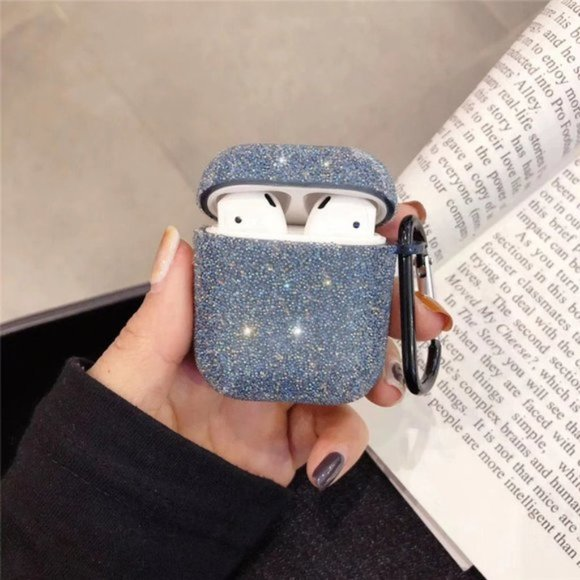 Accessories - NEW Luxury Glitter Soft Airpods 1 2 case